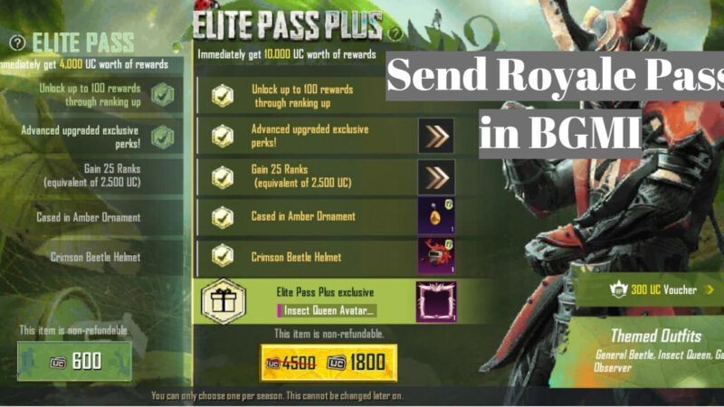 How to Send UC to Friends in PUBG (BGMI) Mobile[All New Tricks]